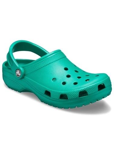 Crocs Birkenstock 1009354 - Khakı Mılano Kıds Eva Çocuk Terlik Yeşil